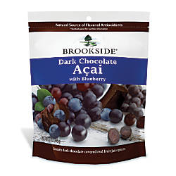 Brookside Dark Chocolate Acai With Blueberry