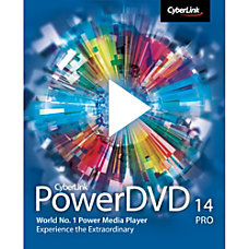 PowerDVD 14 Pro Download Version