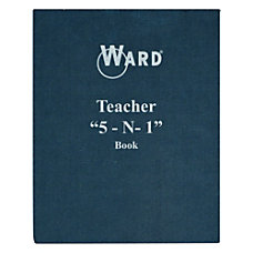 Ward 5 In 1 Grade Books