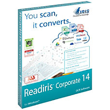 Readiris Corporate 14 for Windows Download