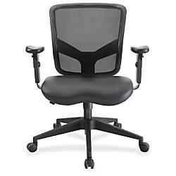 Lorell Executive Chair Black 275 Width