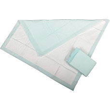 Protection Plus Polymer Disposable Underpads Quilted