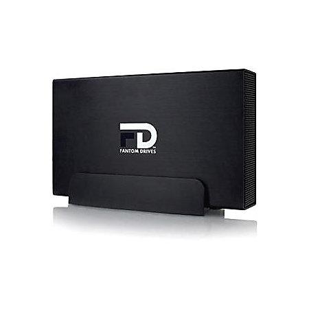 Fantom drives g force 3tb external hard drive esatausb 3 0 for 3tb esterno