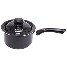 Starfrit Starbasix Saucepan with Perforated Lid