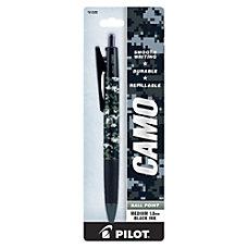 Pilot CAMO Ballpoint Pen 10 mm