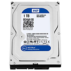 WD Blue 1TB 35 Internal Hard