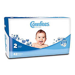 Attends Comfees Baby Diapers Size 2