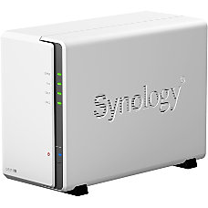 Synology DiskStation DS215j NAS Server
