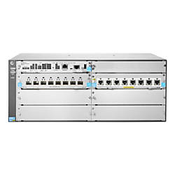 HP 5406R 8 port 125510GBASE T