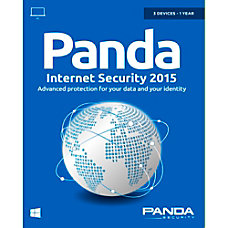 Panda Security Internet Security 2015 3