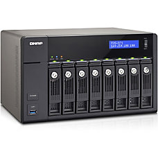 QNAP High performance Turbo vNAS with