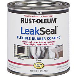 LeakSeal Brush Flexible Rubberized Coating 8