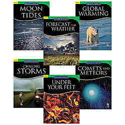 Creative Teaching Press Inside Science Earth