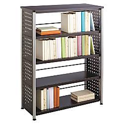 Safco Scoot Contemporary Design Bookcase 36