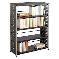 Safco Scoot Contemporary Design Bookcase 36