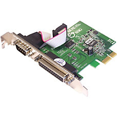SIIG CyberParallel JJ E01011 S3 PCIe