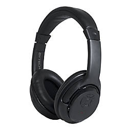 bytech bluetooth headset black by office depot officemax. Black Bedroom Furniture Sets. Home Design Ideas