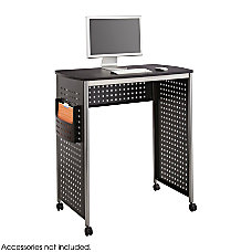 Safco Scoot Stand Up Workstation 42