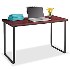 Safco Steel Workstation Rectangle Top U