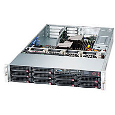 Supermicro SuperServer 6027R 72RFTP Barebone System