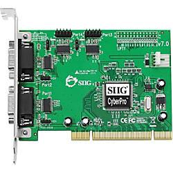 SIIG CyberSerial JJ P45012 S7 4