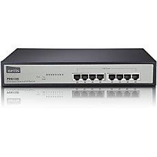 Netis 8 Port Fast Ethernet PoE