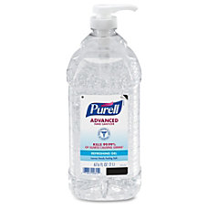 Purell Advanced Instant Hand Sanitizer 676