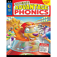 Creative Teaching Press Ultimate Advantage Phonics