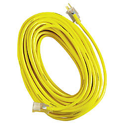 Woods Yellow Jacket IndoorOutdoor Extension Cord