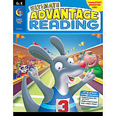 Creative Teaching Press Ultimate Advantage Reading