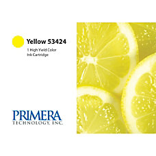 Primera 53424 Ink Cartridge Yellow