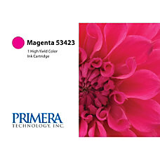 Primera 53423 Ink Cartridge Magenta