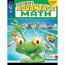 Creative Teaching Press Ultimate Advantage Math