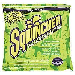 Sqwincher Activity Drink Flavored Powder Mix