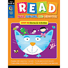 Creative Teaching Press Read Explore And