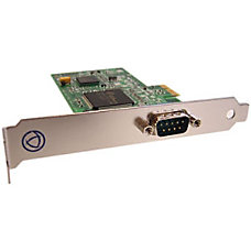 Perle UltraPort1 Express Serial Adapter