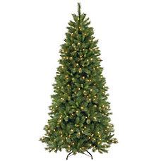 Pre Lit Lehigh Valley Pine Tree