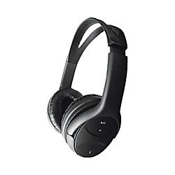 hype hy 980 bt blk one touch bluetooth stereo headphones for bluetooth enabled tablets. Black Bedroom Furniture Sets. Home Design Ideas
