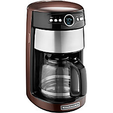 KitchenAid 14 Cup Glass Carafe Coffee