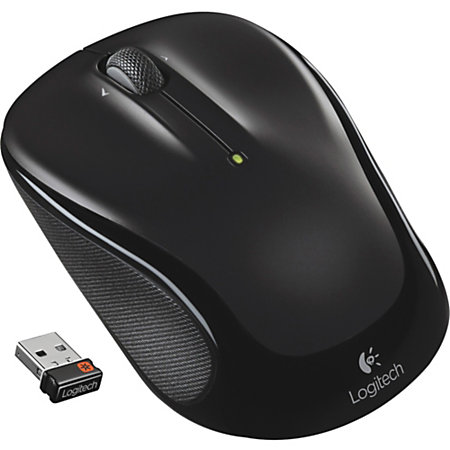 how to connect logitech m325 wireless mouse