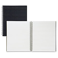 Sparco Twin Wire 9x7 Linen Notebook