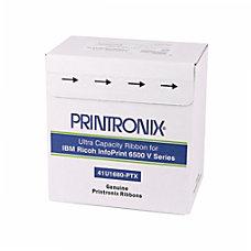 Printronix PRT41U1680PTX Ricoh InfoPrint 41U1680PTX Black