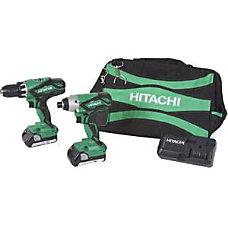 Hitachi KC18DGL 18V Lithium Ion Driver