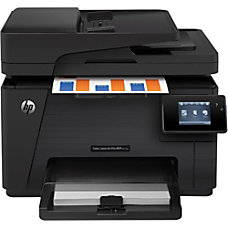 HP LaserJet Pro Wireless Color Laser