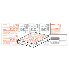 ComplyRight 1099 R InkjetLaser Tax Forms