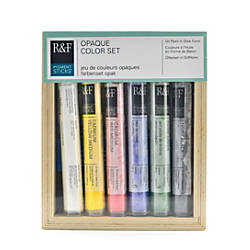 R F Handmade Paints Pigment Stick