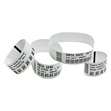 Zebra Z Band UltraSoft Wristband Cartridge
