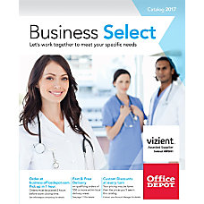 2017 Office Depot Business Select Catalog