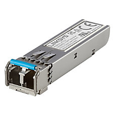 Linksys LACGLX 1000BASE LX SFP Transceiver