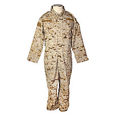 SOC Flight Suit Large Marpat Desert